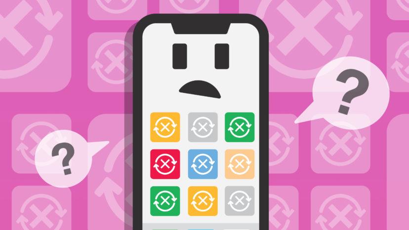 iphone apps wont update fix