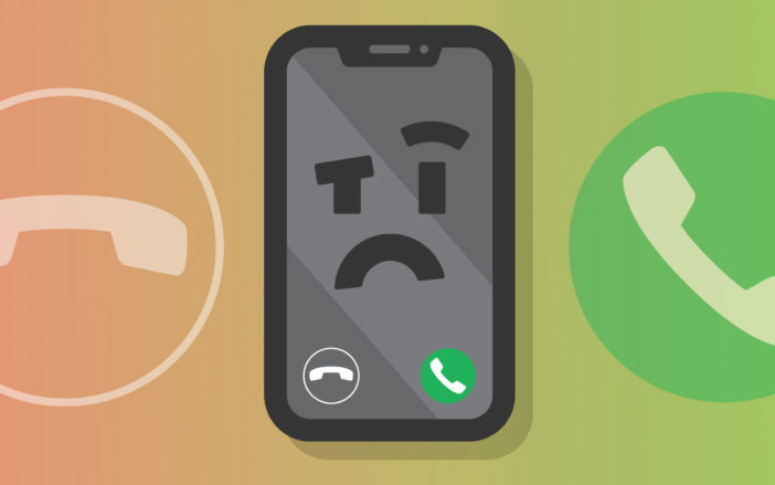 iphone call failed fix
