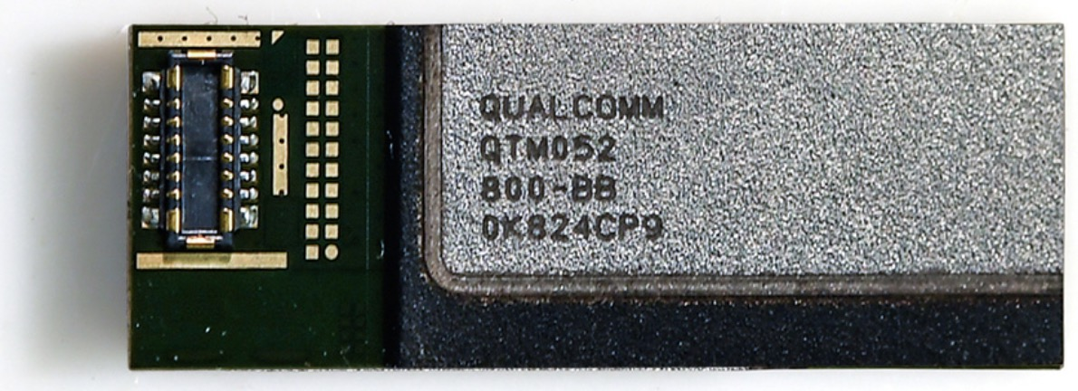 qualcomm 5g modem qtm052