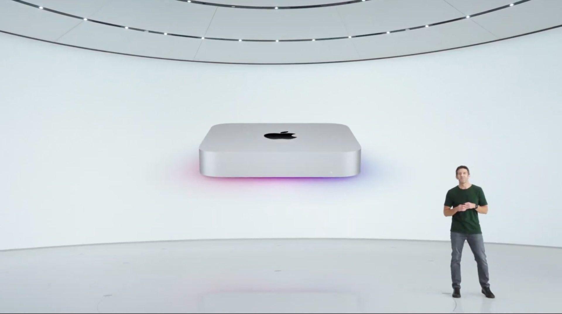 Apple's New Mac Mini desktop