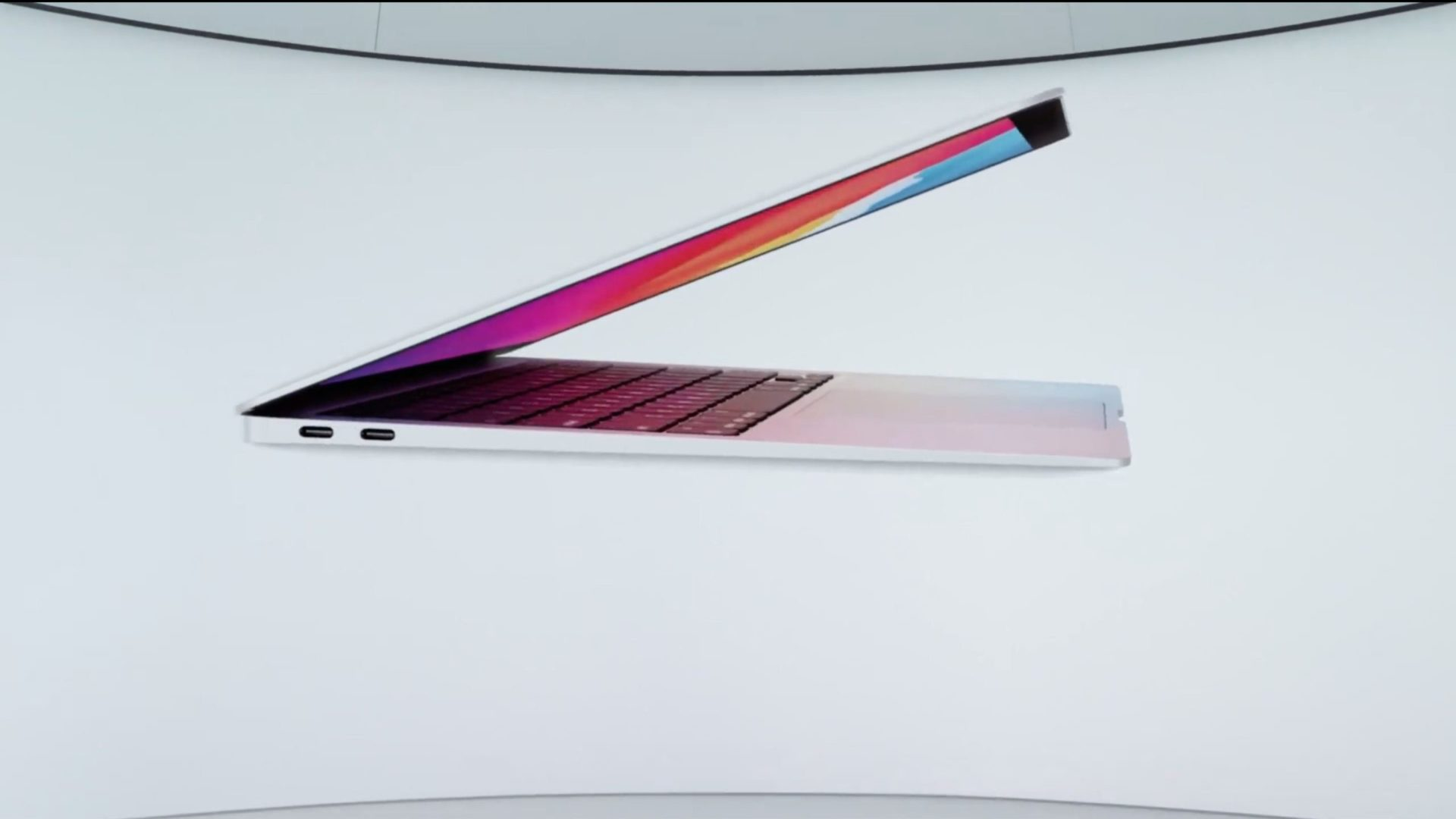 Apple's new Macbook Air