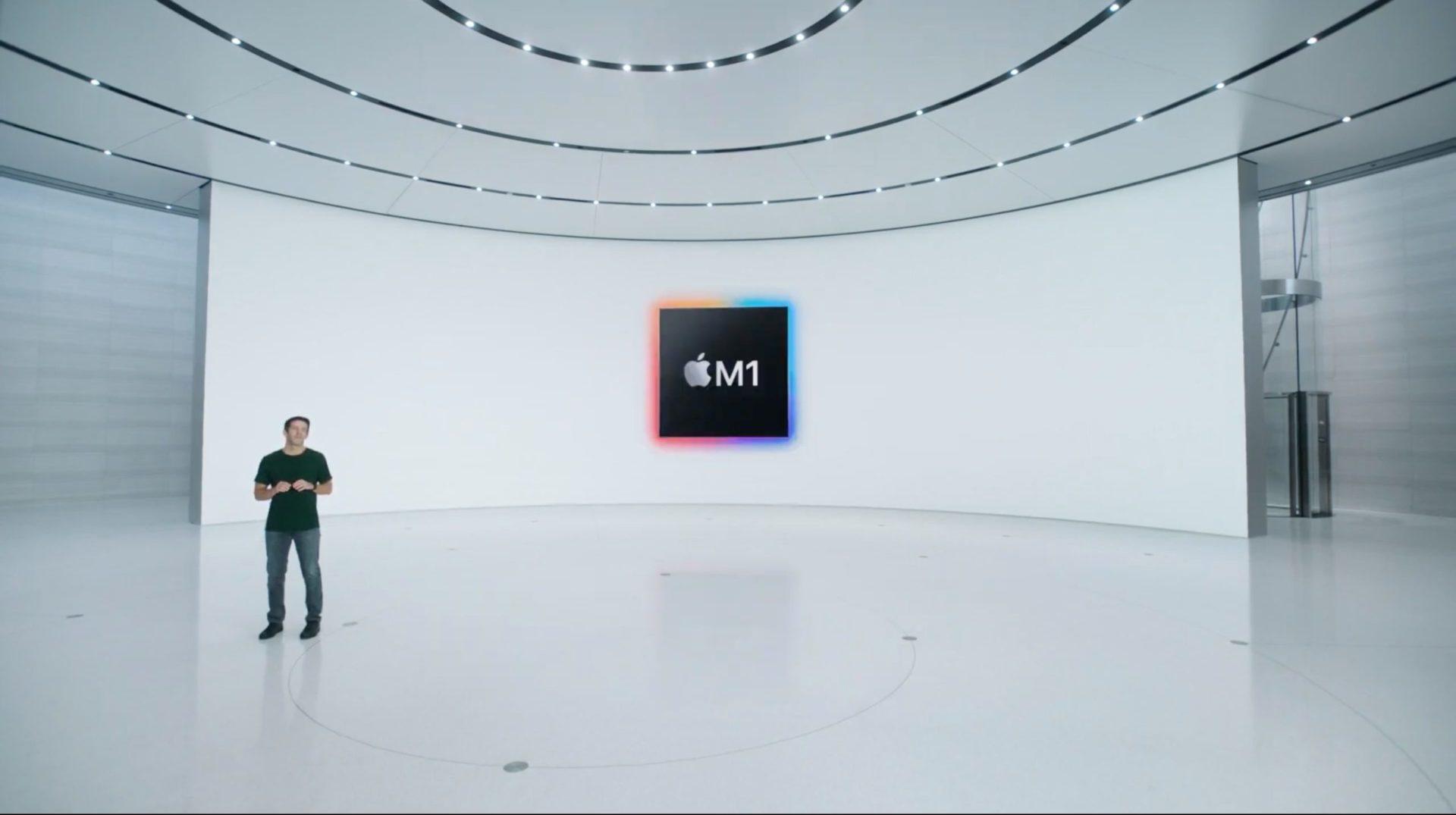 Apple's New M1 SOC