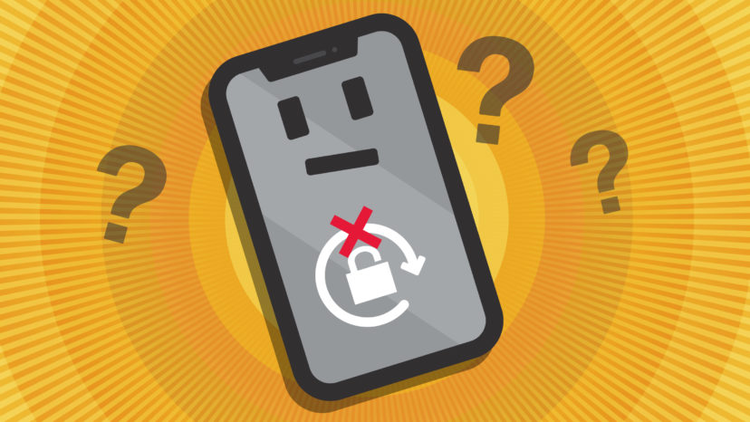 iphone wont rotate fix