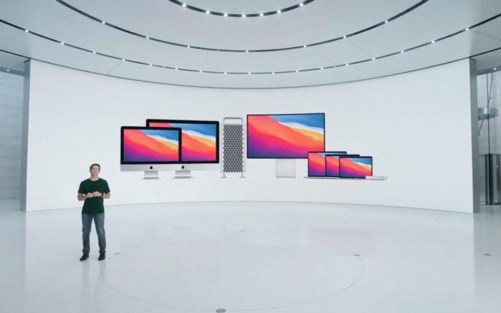 2020 Apple lineup