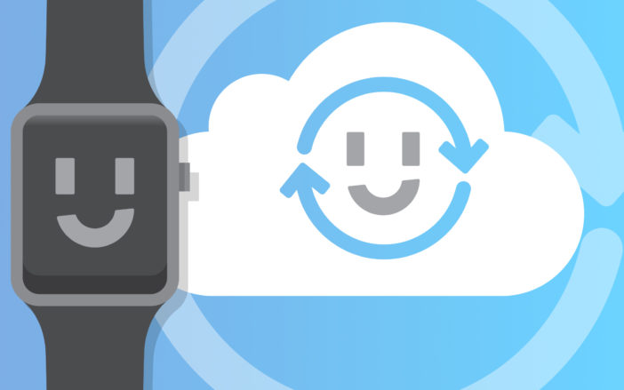how to back up apple watch