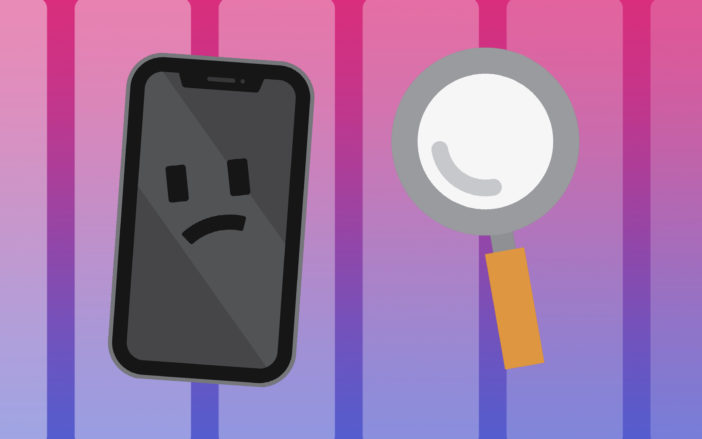 iphone screen is too dark brightness fix