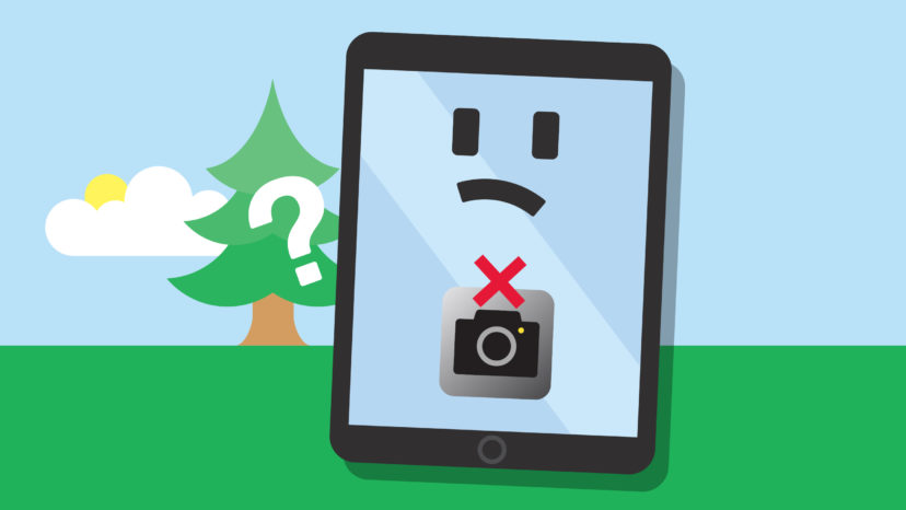 iPad_Camera_not_working_fix